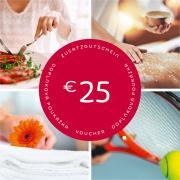 Zusatzgutschein 25 Euro Abbildung